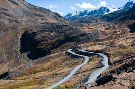 Hualla Hualla, Peru
