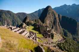 Mahcu picchu, Peru