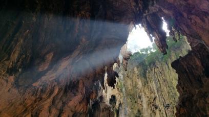 The main cavern