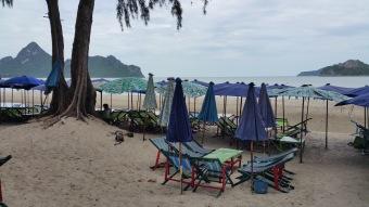 Ao Manao Beach, Prachuap Khiri Khan, Thailand