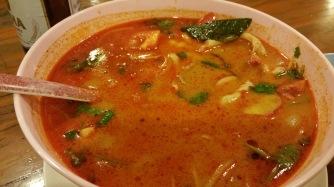 Tum yum soup