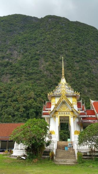 Wat in Phang-na, Thailand