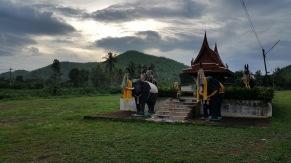 Wat in Prachuap Khiri Khan, Thailand