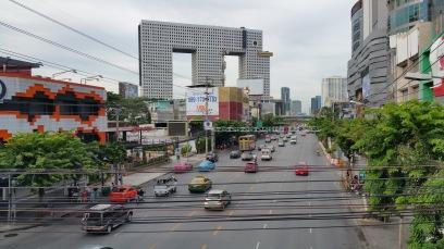 Elephant building in Bangkok, Thailand