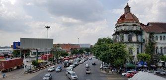 Strand Road, Yangon